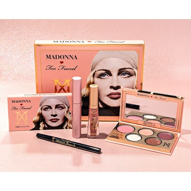 Madonna Loves Too Faced - Madame X I Rise Makeup Set