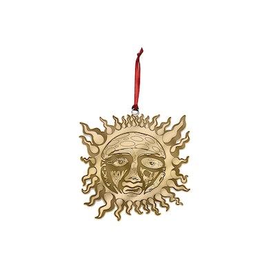 Gold Sublime Sun Ornament