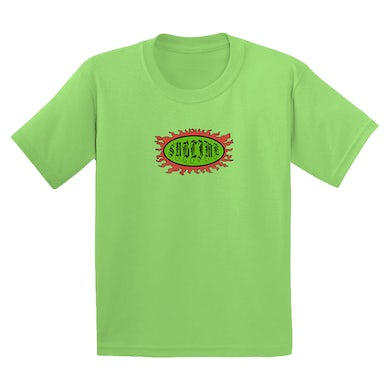 Sublime Love is What I Got Lime Green Toddler Tee