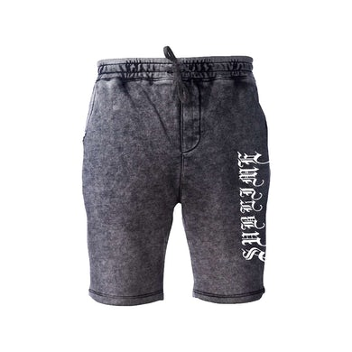 Sublime Mineral Wash Fleece Shorts