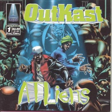 Outkast ATLiens Vinyl