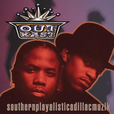 Outkast Southernplayalisticadillacmuzik 120 Gram Vinyl