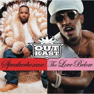 Outkast Speakerboxxx/The Love Below Double LP (Vinyl)