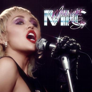 Miley Cyrus Midnight Sky Digital Single