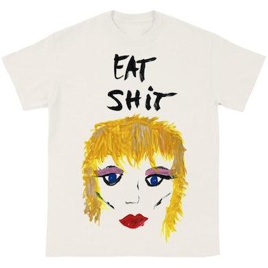Miley Cyrus Eat Shit Portrait Tee