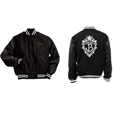 LIMITED EDITION CREST VARSITY JACKET