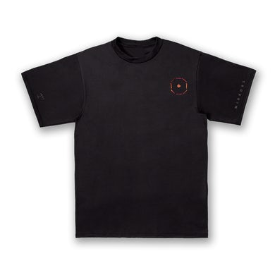Jackson Wang BULLET TO THE HEART Black T-Shirt