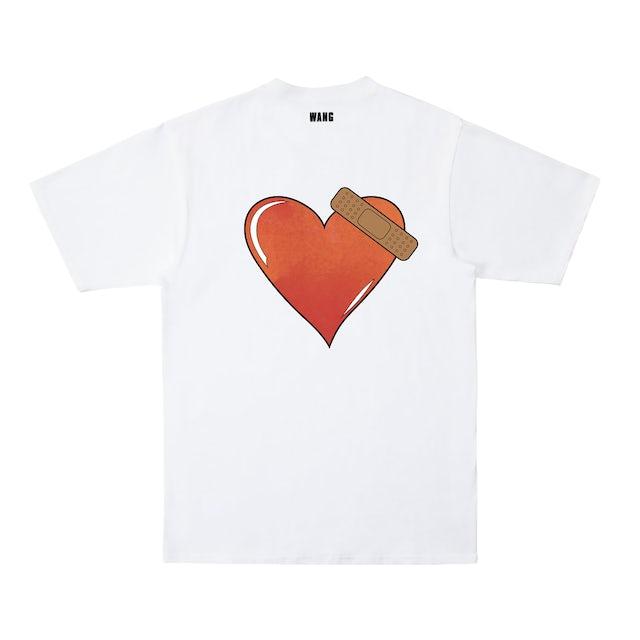 Jackson Wang BULLET TO THE HEART White T-Shirt
