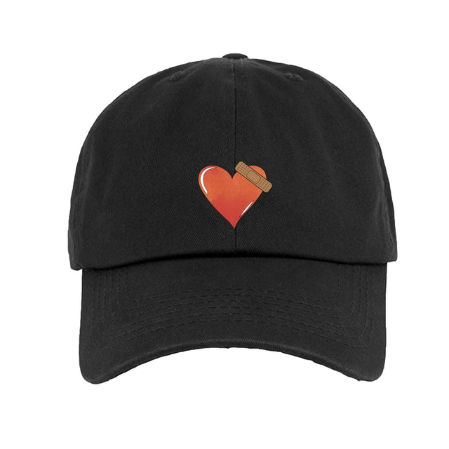 Jackson Wang BULLET TO THE HEART Black Hat