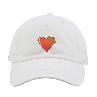 Jackson Wang BULLET TO THE HEART White Hat