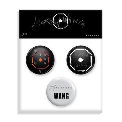 Jackson Wang MIRRORS Pin Set