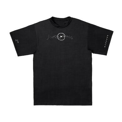 Jackson Wang MIRRORS Black T-Shirt