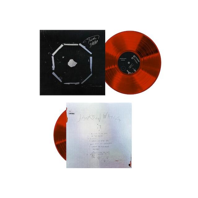 Jackson Wang MIRRORS Limited Edition Vinyl