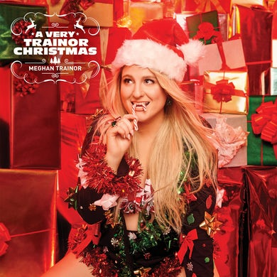 Meghan Trainor A VERY TRAINOR CHRISTMAS CD