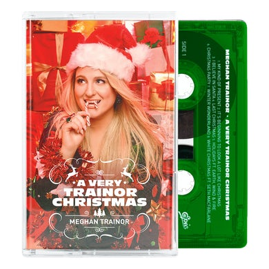 A Very Trainor Christmas Cassette