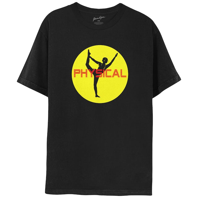 Dua Lipa LET'S GET PHYSICAL UNISEX TEE