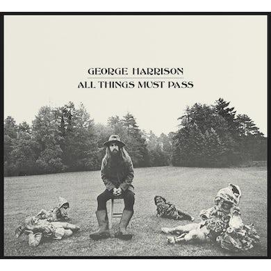 George Harrison All Things Must Pass 3 LP (Vinyl)