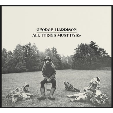 George Harrison All Things Must Pass CD 2 Disc