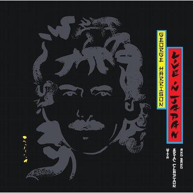 George Harrison Live in Japan LP (Vinyl)