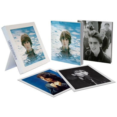 George Harrison Living in the Material World DVD + CD Deluxe