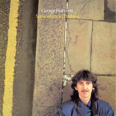 George Harrison Somewhere in England LP (Vinyl)
