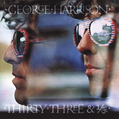 George Harrison Thirty Three & 1/3 LP (Vinyl)