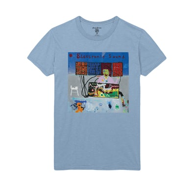 George Harrison Electronic Sound Cover Tee