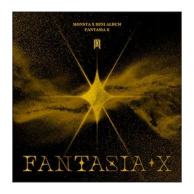 MONSTA X  Fantasia X - Digital Download