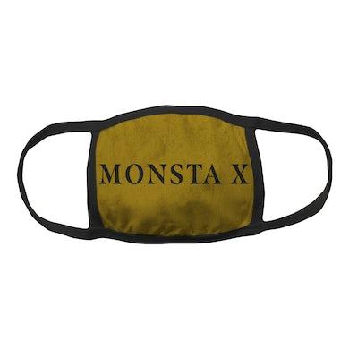 Monsta X Gold Face Mask