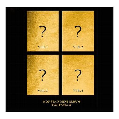 MONSTA X  Fantasia X CD