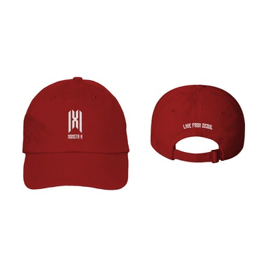 Monsta X Live From Seoul With Luv Cap