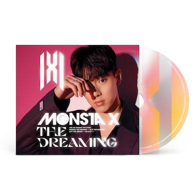 MONSTA X  The Dreaming CD - Shownu Version
