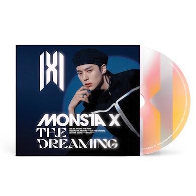 MONSTA X  The Dreaming CD - Minhyuk Version