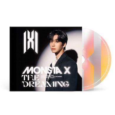 MONSTA X  The Dreaming CD - Hyungwon Version
