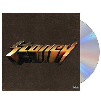 Post Malone Stoney CD