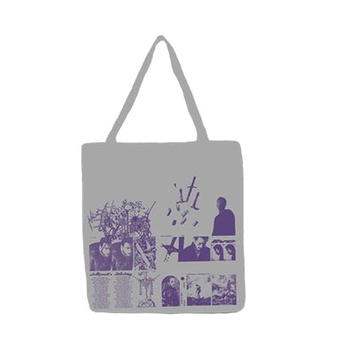 Post Malone Runaway Tour Natural Tote
