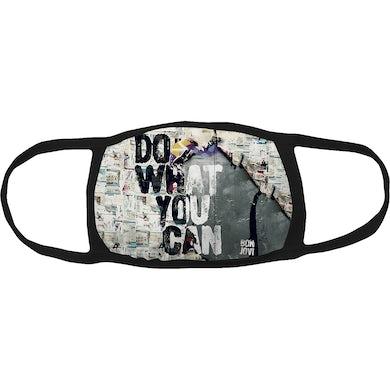 Bon Jovi Do What You Can Mask + Digital Album