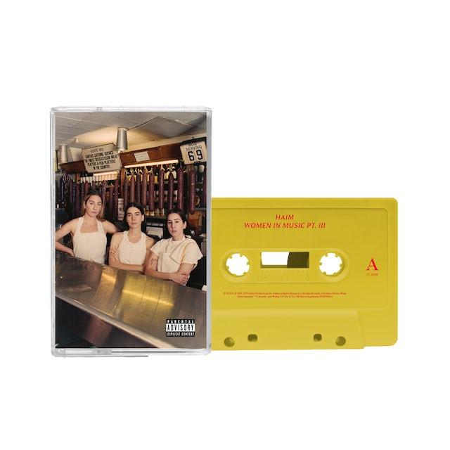 Haim Women in Music Pt. III Standard Cassette