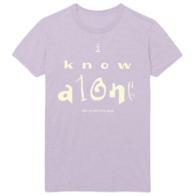 Haim I Know Alone Tee + Album