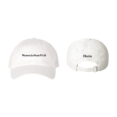 Haim WIMPIII Dad Hat + Album