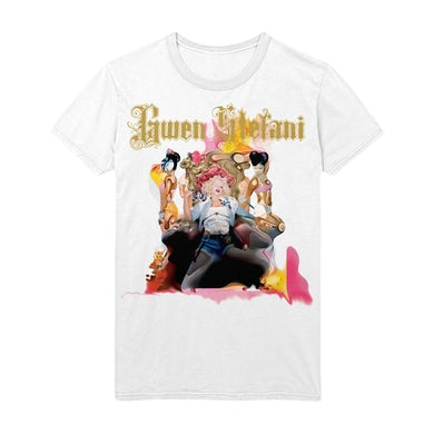 Gwen Stefani Love.Angel.Music.Baby. Album Tee
