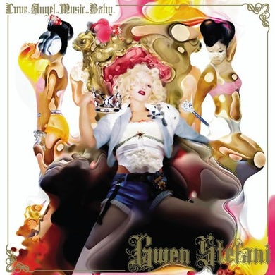 Gwen Stefani Love. Angel. Music. Baby. Digital Download (Remastered Edition)
