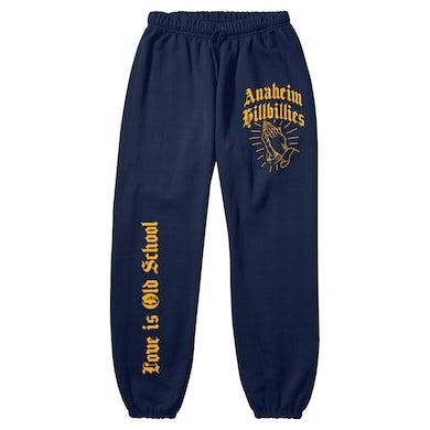Gwen Stefani Anaheim Hillbillies Navy Sweatpants