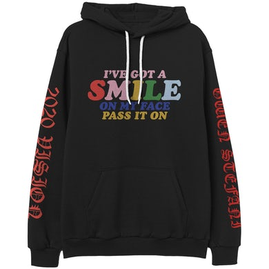 Gwen Stefani Smile Hoodie