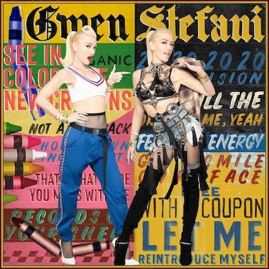 Let Me Reintroduce Myself - Gwen Stefani Digital Download