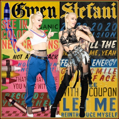 Let Me Reintroduce Myself - Gwen Stefani Digital Download