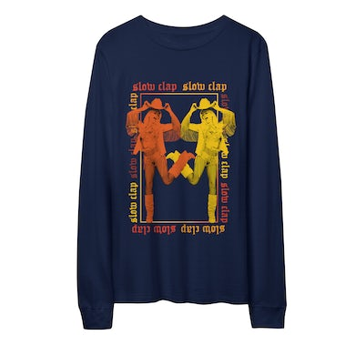 Gwen Stefani Slow Clap Mirror Image Long Sleeve