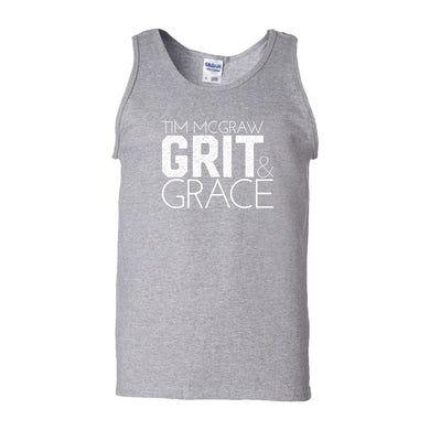 Tim McGraw Grit & Grace Men's Tank