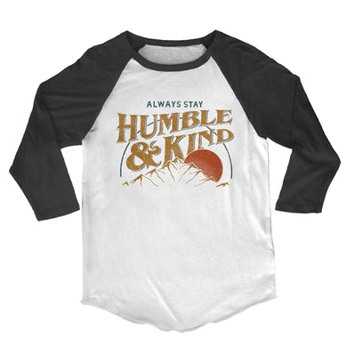 Tim McGraw Humble & Kind 3/4 Sleeve Tee