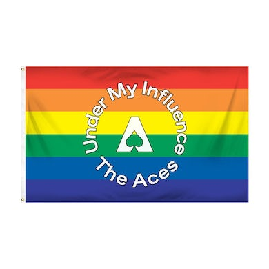 The Aces Pride Flag